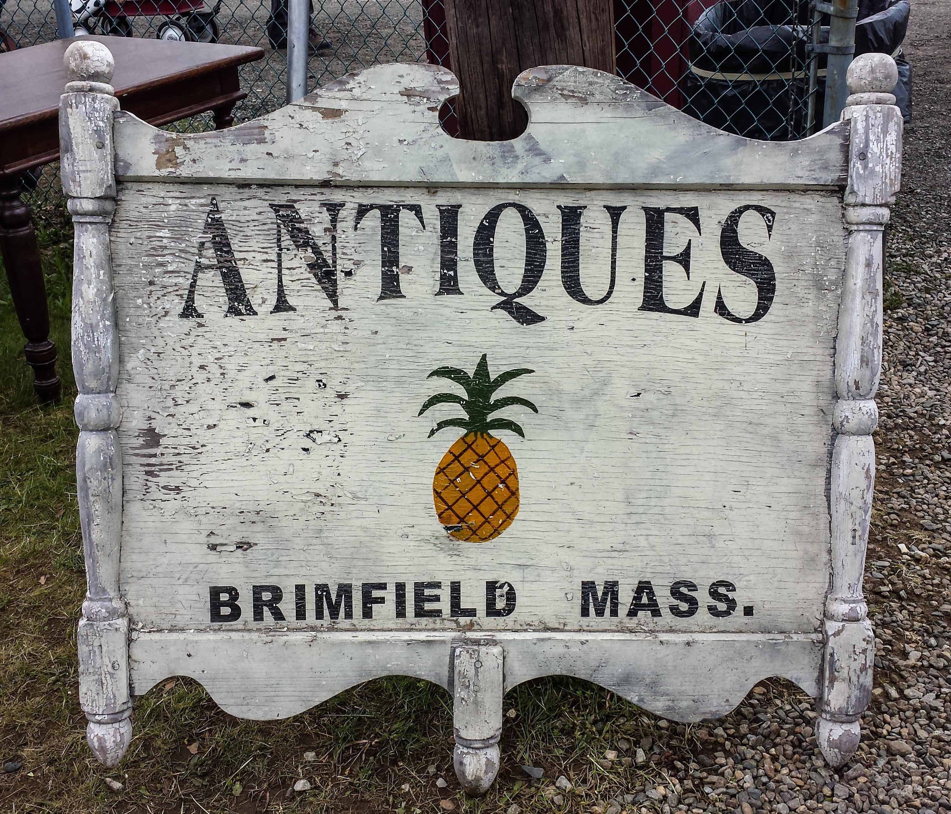 Brimfield Antique Fair